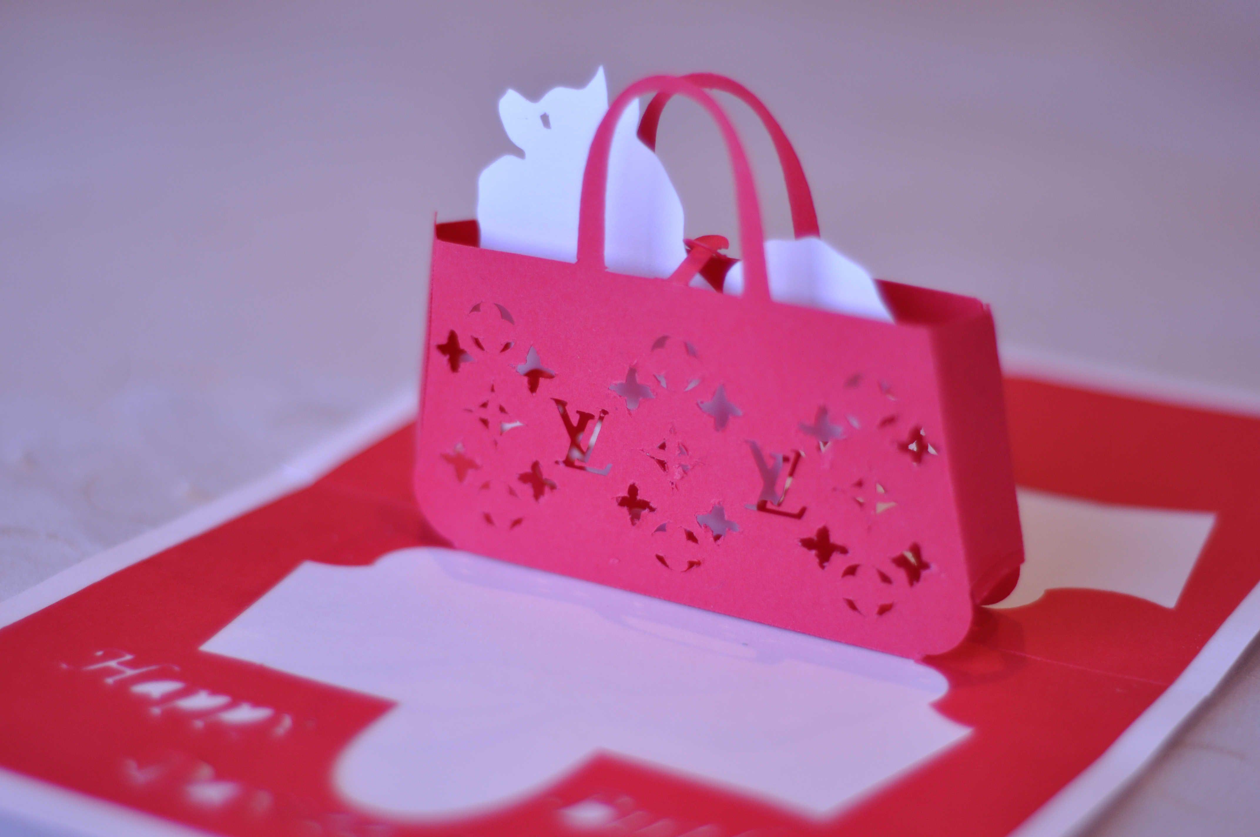 pop up card | Kirigami | Pinterest | Papel y Arte