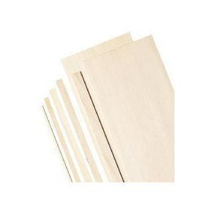 3 Wide Balsa Wood Sheets 1 32 Modern School Supplies Wood Valentines Coupons Wood Blocks
