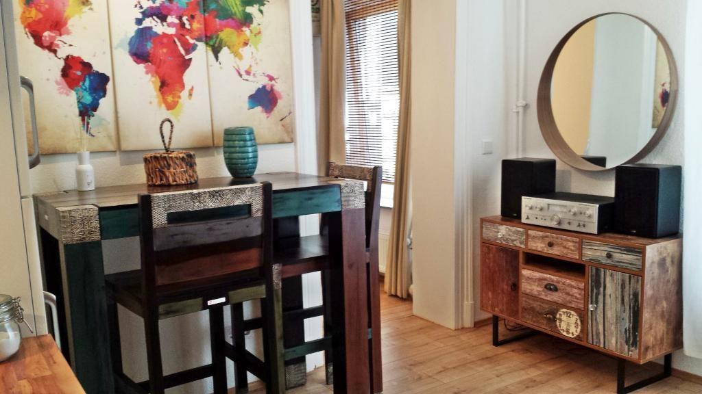 Shabby Chic Kommode fürs Wohnzimmer selber machen #DIY #Kommode