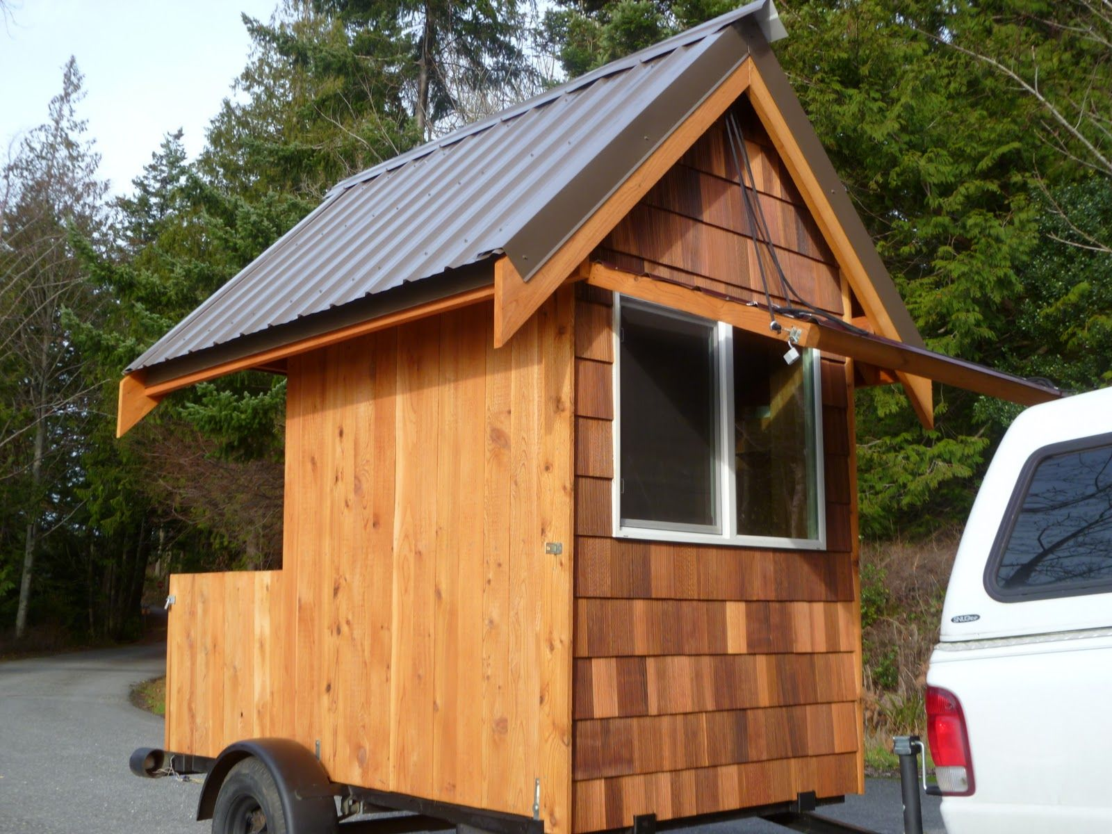 Eli 3 Tiny House Cabin On Wheels Home - begumbal