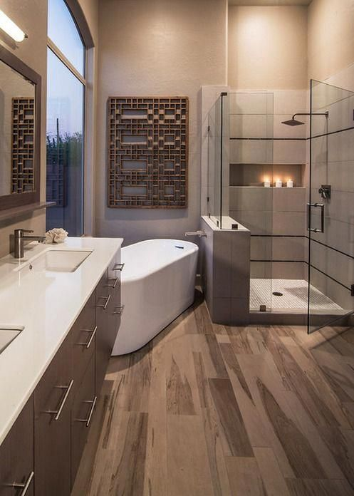 Photo of Luxury bathroom | Luxury bathrooms | Luxury Master Bad Design | free-standing …