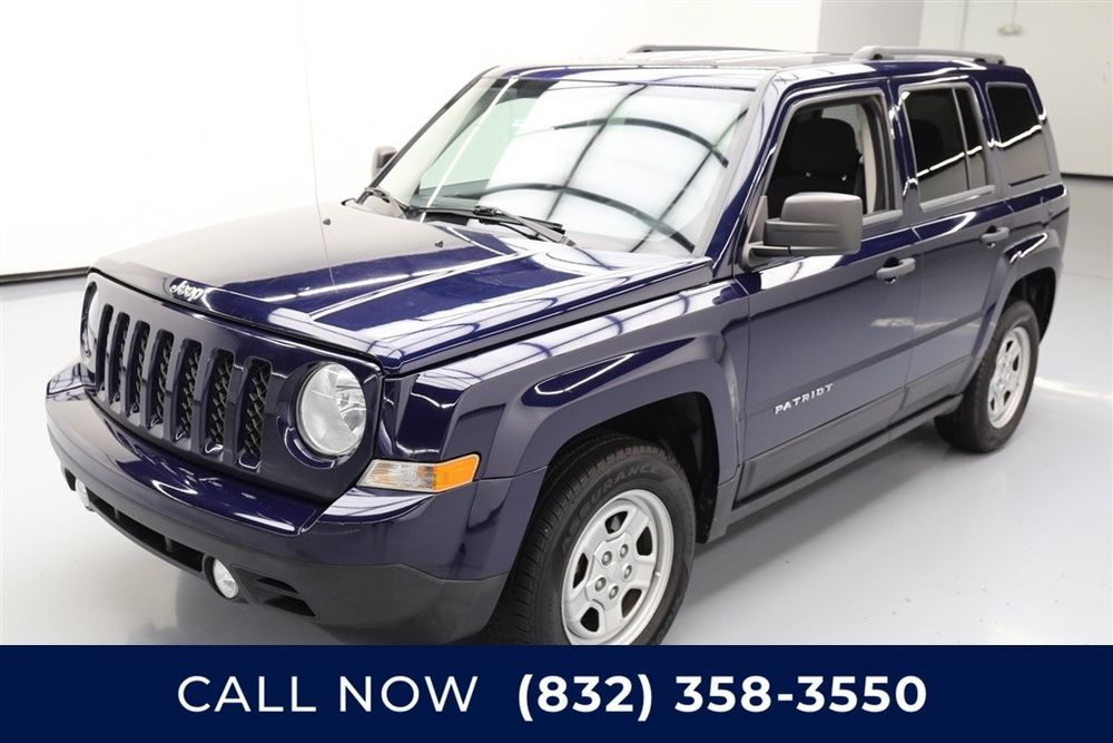 Jeep Patriot Sport Texas Direct Auto 2013 Sport Used 2L I4