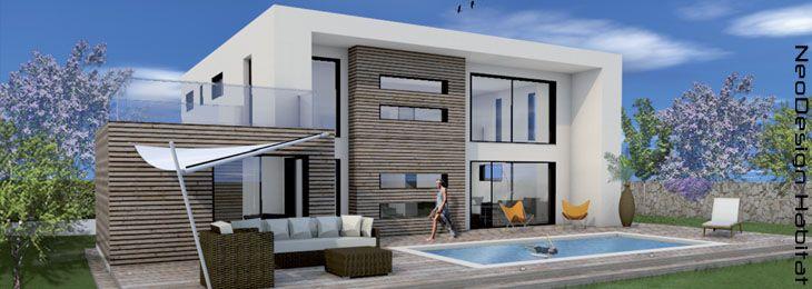 Catalogue maisons Ecokit, plans et prix \u2013 Modèles et plans - prix de construction maison