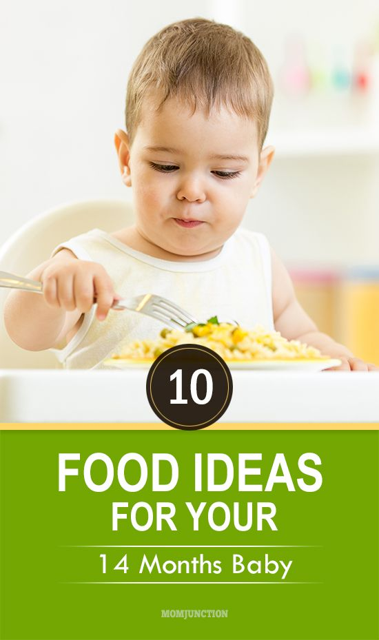 Food Ideas For Fussy  Month Old