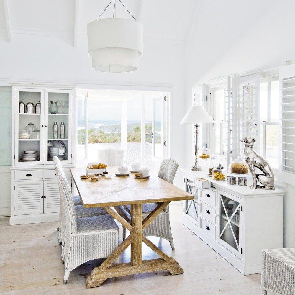 Maison Du Monde Credenze Bianche white china cabinet | white sideboard, home, home furniture