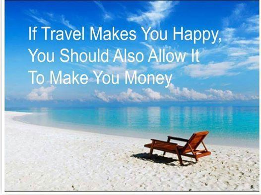 travel business opportunity make money
