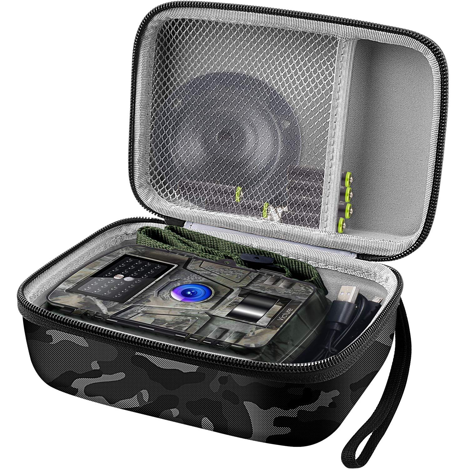 Hunting Trail Camera Case Compatible with Victure Trail