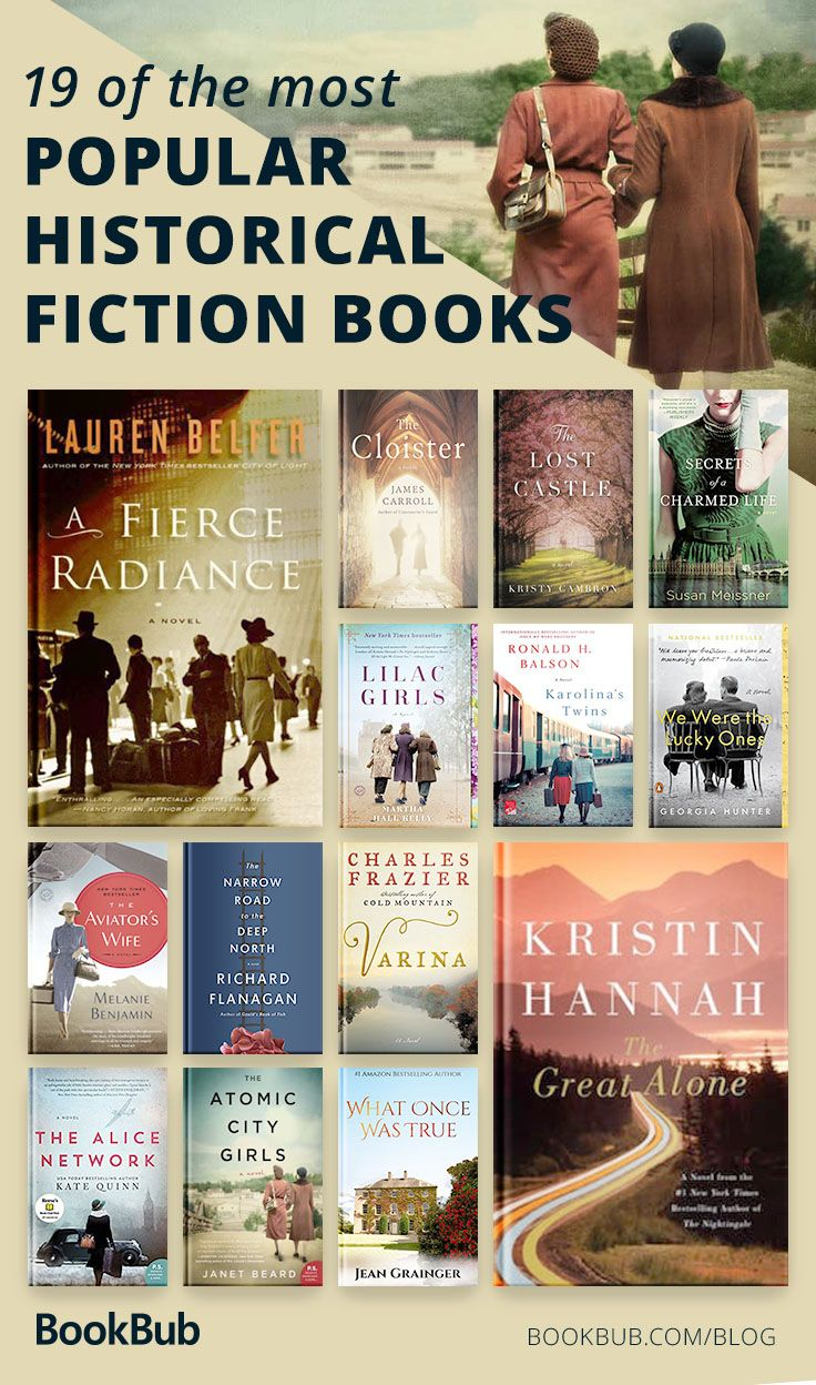 19 incredible historical fiction books according to