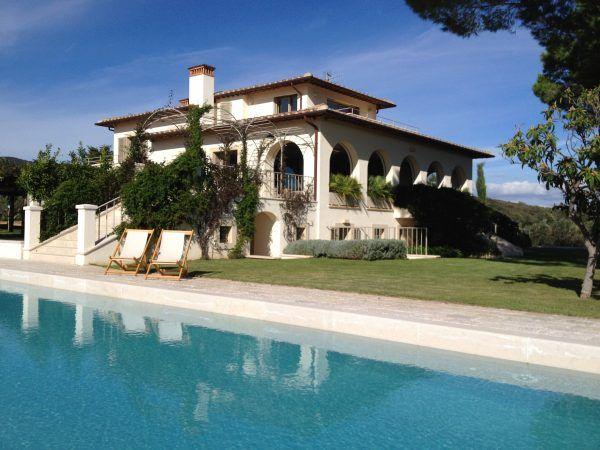 Castelrile Toscane, Maremme, Italie Location maison