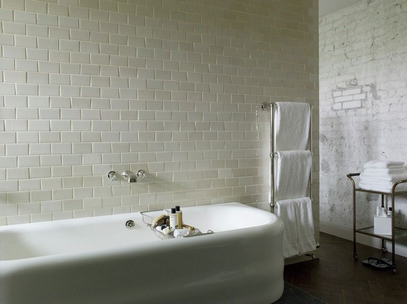 bathroom at soho house hotel berlin ideen rund ums haus pinterest badezimmer haus und bad. Black Bedroom Furniture Sets. Home Design Ideas