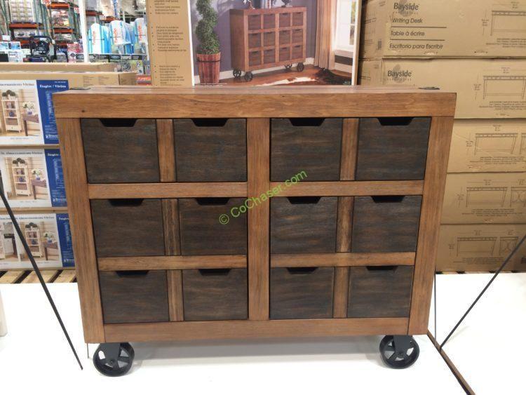 Costco 1041175 Martin Furniture 43 Accent Cabinet Martin