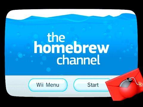 Como Instalar Homebrew Channel En Nintendo Wii 4 3 U E Elaboración De Cerveza Casera Wii Nintendo