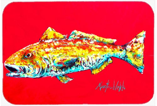 the-store.com - Fish - Red Fish Alphonzo Kitchen or Bath Mat 24x36 MW1084JCMT, $34.99 (http://the-store.com/products/fish-red-fish-alphonzo-kitchen-or-bath-mat-24x36-mw1084jcmt.html)