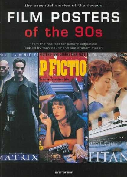 Books About Movies Film Posters Of The 90s The Essential Movies