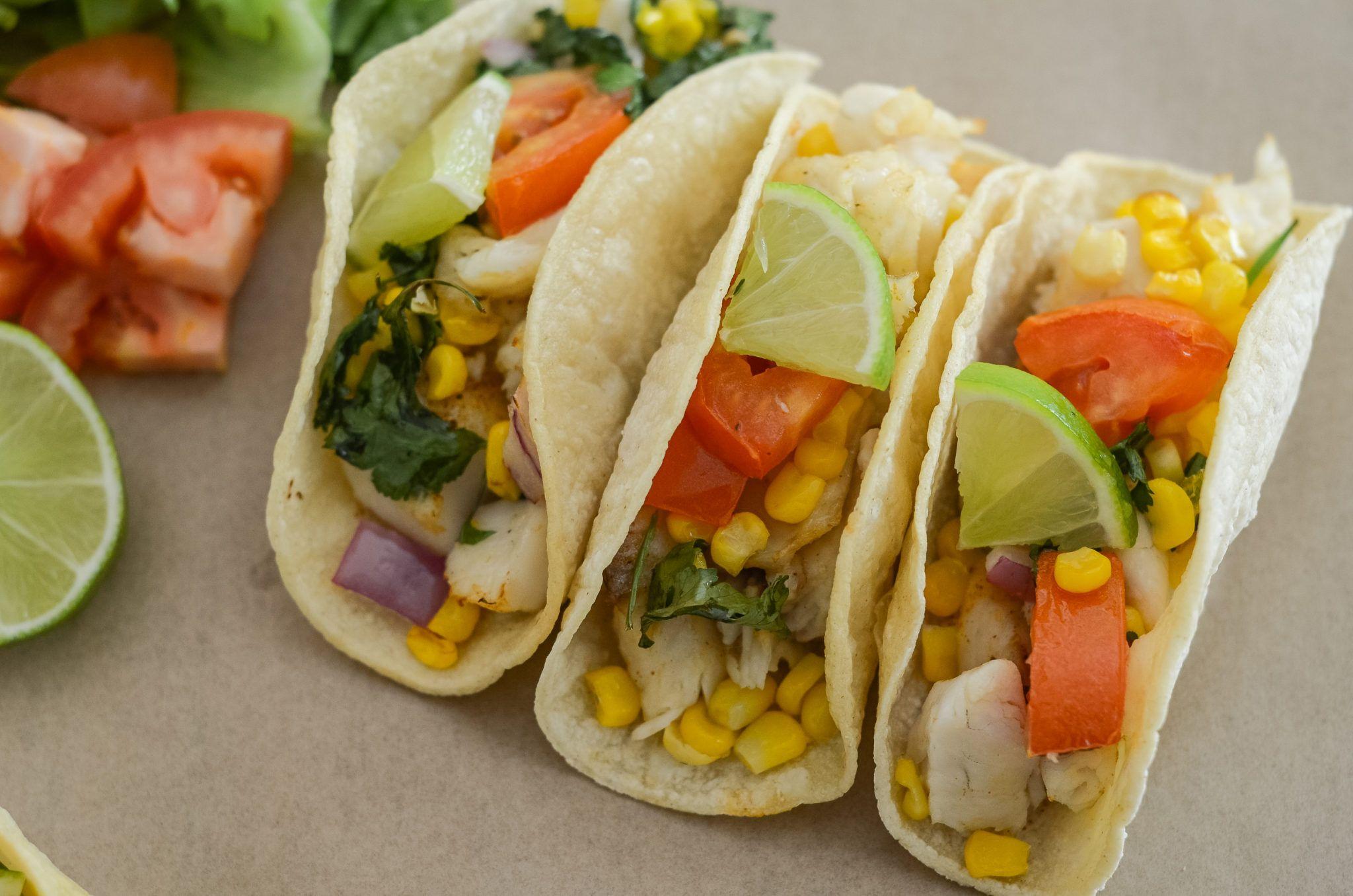 Air Fryer Fish Tacos (GlutenFree) Recipe in 2020 Fish