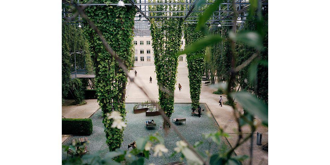 MFO Park Zurich | The Garden Edit | Park, Zurich, Structures