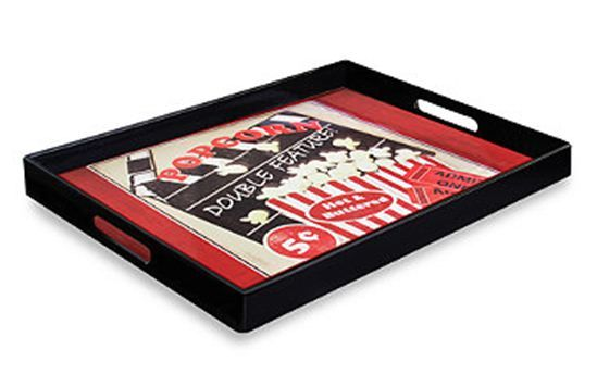 Movie Night Serving Tray From Bed Bath And Beyond Serving Tray