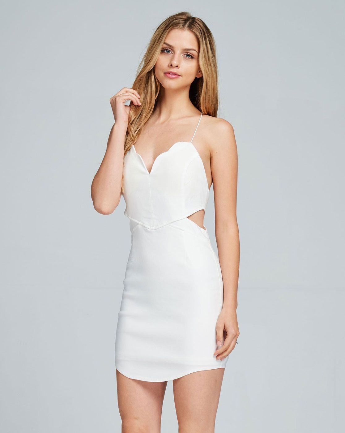 The All White Mini Party Dress is one of our most popular summer dresses.  Who 9155e303e