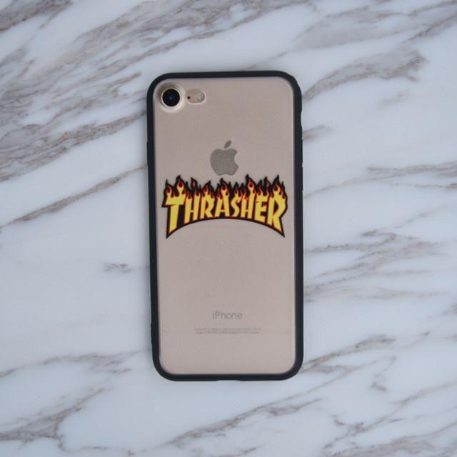 coque thrasher iphone xr