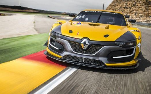 Renault Sport Car Wallpaper: Renault Sport RS Racing Car