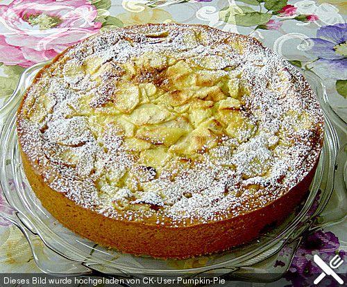 Schweizer Apfelkuchen Rezept Kuchen und torten rezepte