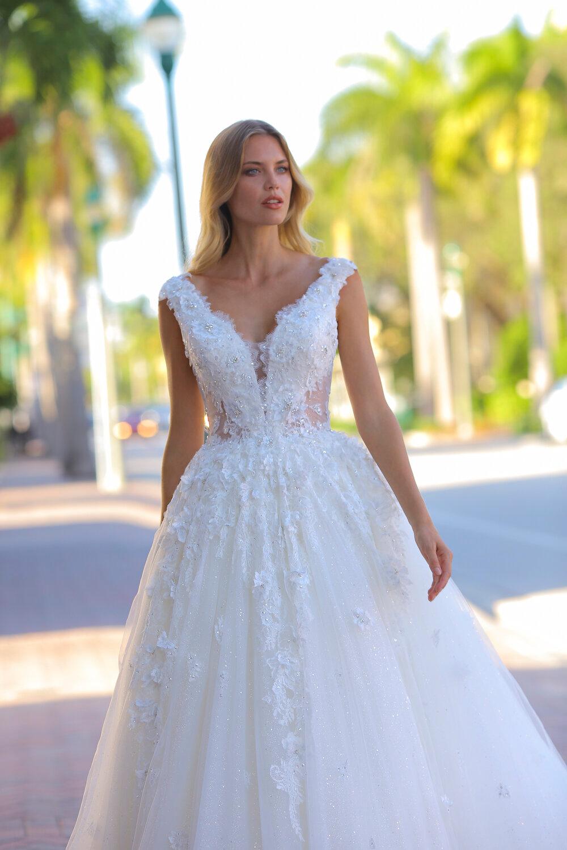 Silver Springs — Randy Fenoli Bridal in 2020 Wedding