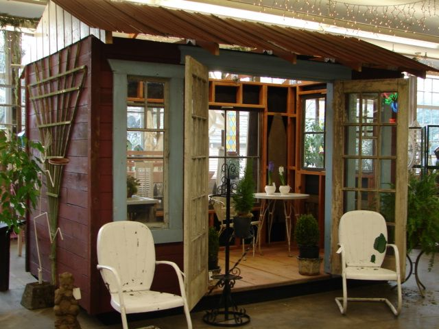 monticello antique marketplace dream garden shed
