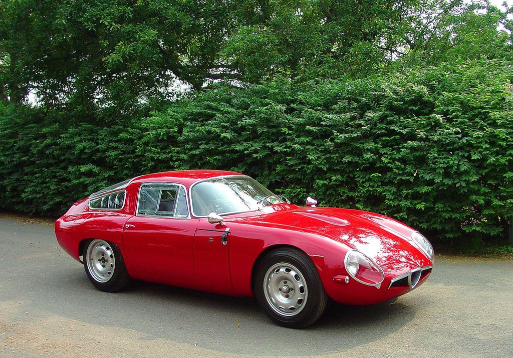 Alfa Romeo Tz Zagato Alfa Romeo Cars And Wheels