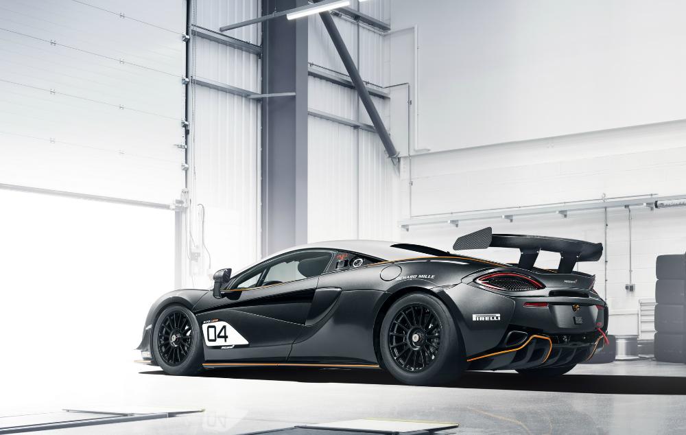 Mclaren 570s Gt4 Race Car Receives New Hardware For 2020 Season Carscoops Mclaren 570s Mclaren Race Cars