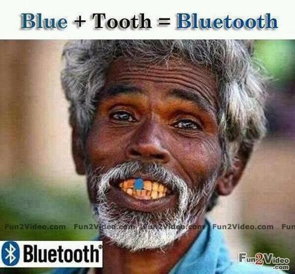 #Bluetooth