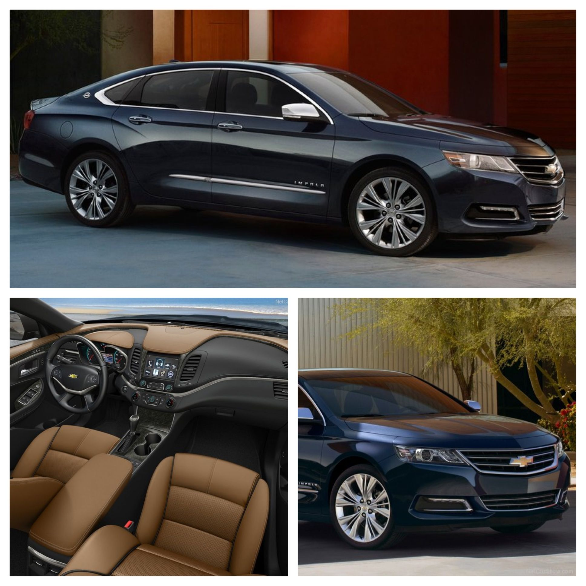 2014 Chevy Impala... Graduation Gift from Parents? 2014