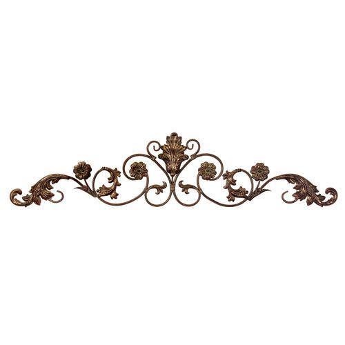 Elegance Iron Work Wall Decor is part of Metal Home Accessories Wall Decor -