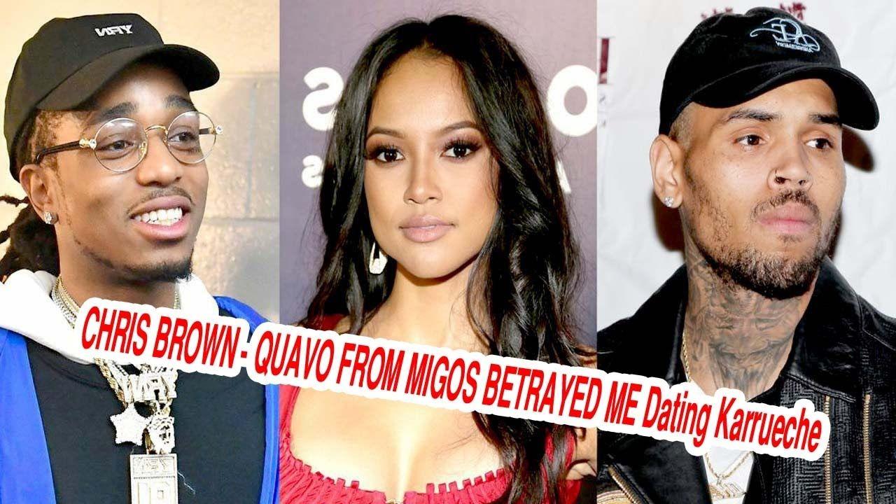 är Chris Brown dating någon
