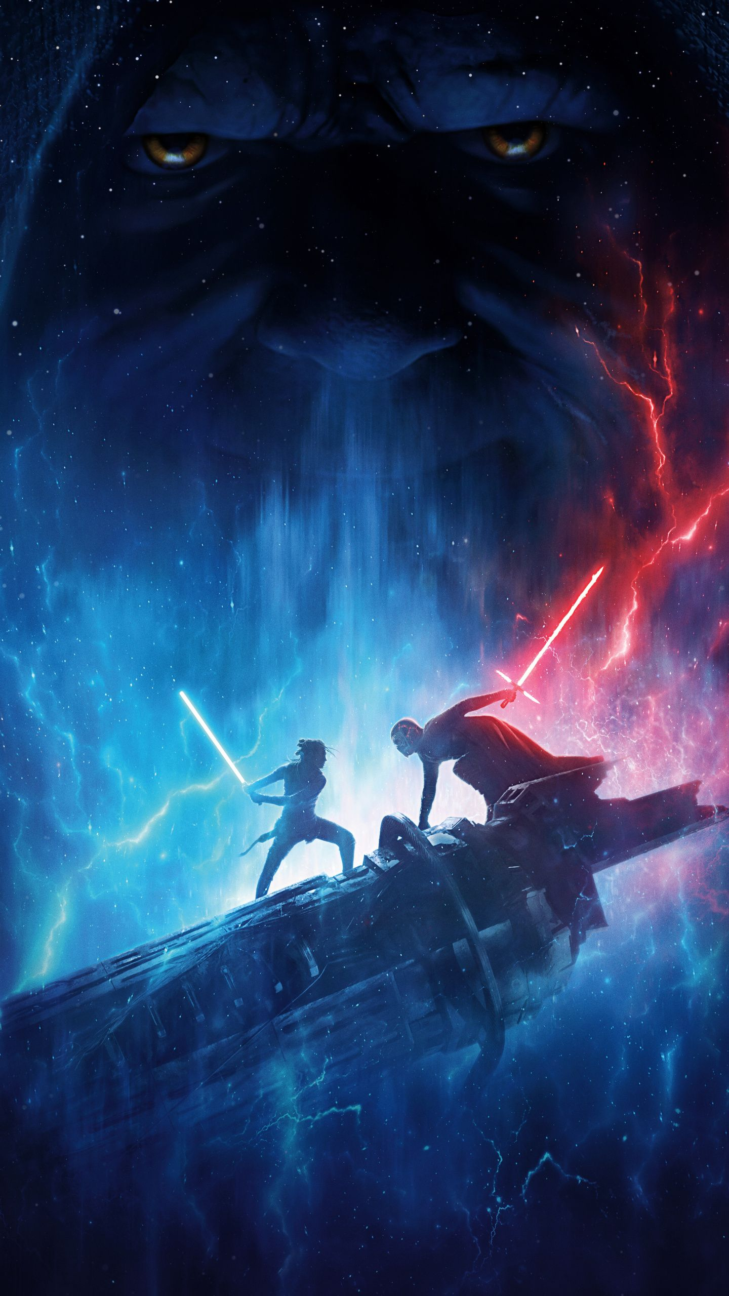 1440x2560 Star Wars The Rise Of Skywalker Fantasy Movie 2019 Wallpaper Star Wars Wallpaper Iphone Star Wars Wallpaper Star Wars Pictures