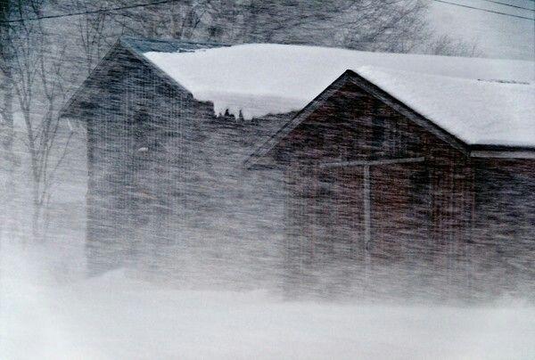 Blizzard, Sweden
