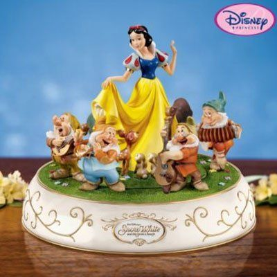 Snow White & The Seven Dwarfs Musical Collectible