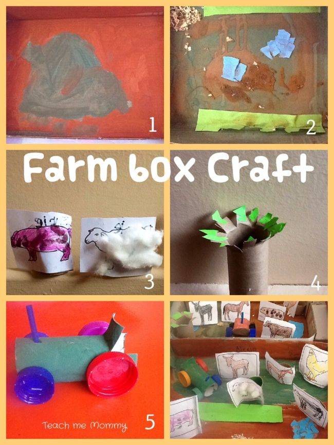 Teaching about animals.  Wild animals vs farm animals.  Complete with crafts! Visit a farm at the end of the week.
