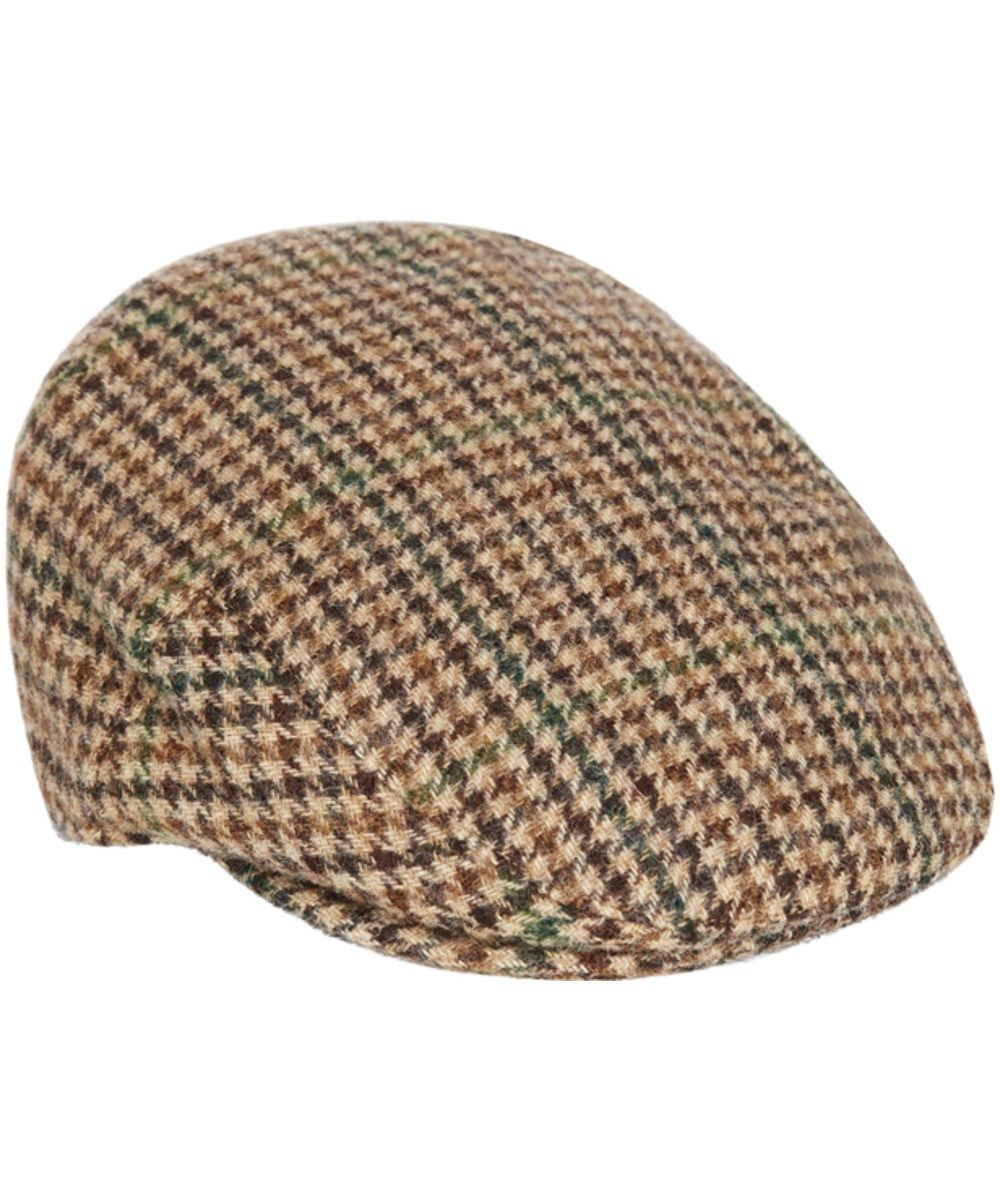 8f3a9e9ee4f Men s Barbour Moons Tweed Cap. Traditional flat cap shape made from British  wool mill