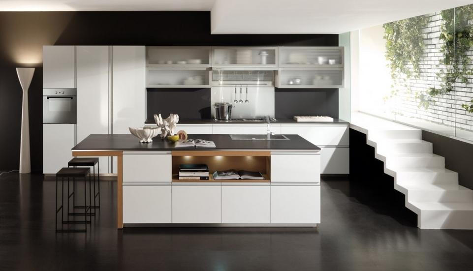 Top 10 Modern Kitchen Design Trends 2016 Png 961 551 Pixels