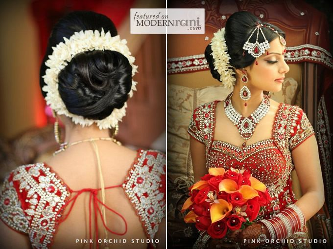 Woman Communication south asian hair styles