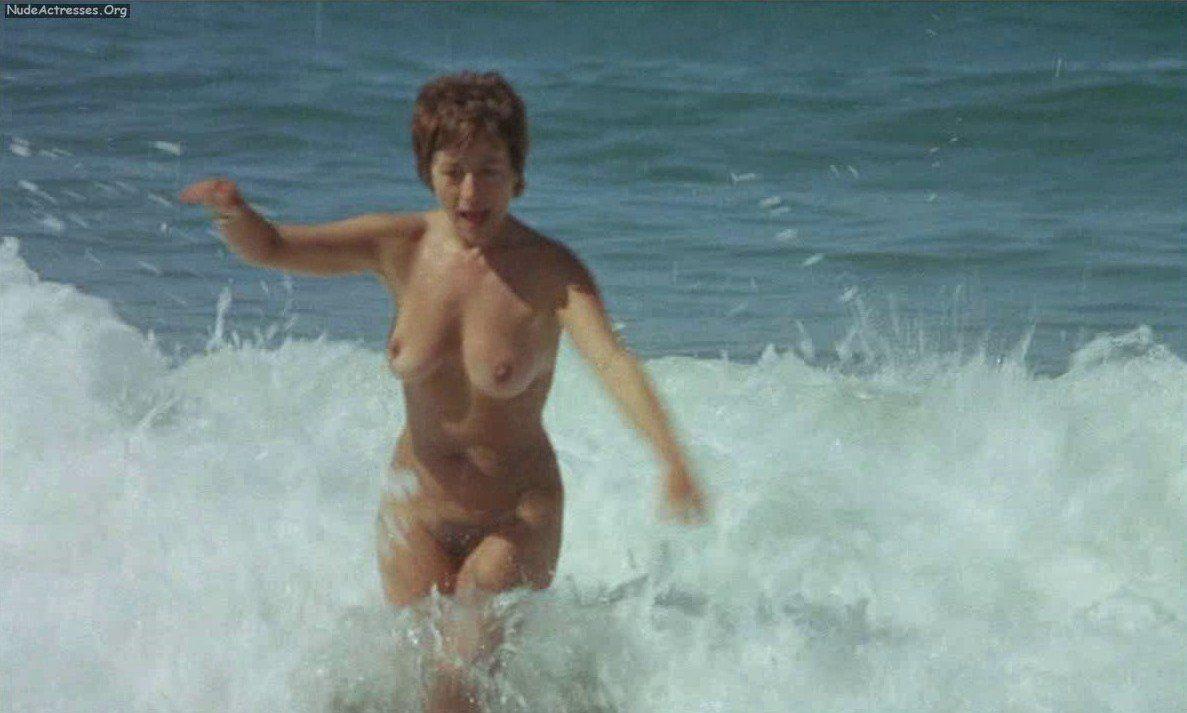Annie girardot nude