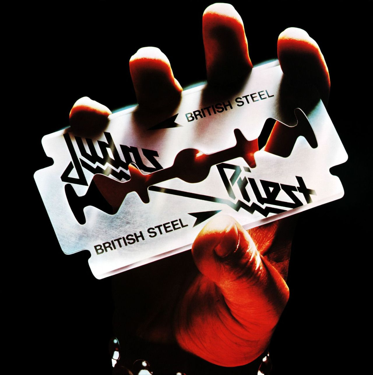 My Favorite Judas Priest Album Cover British Steel – 1980