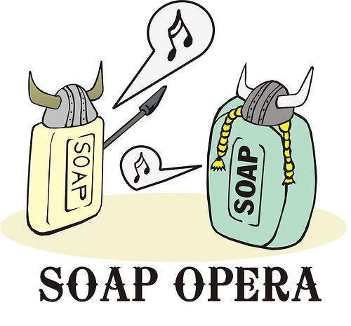 soap operas 3 essay Soap opera i introduction 1 origin/history the soap opera form first developed on american radio in the 1920s, and expanded into television starting in the 1940s, and is normally shown during the daytime, hence the alternative name, daytime serial.