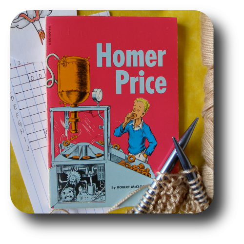 homerpricecover App development, Book nooks, Homer price
