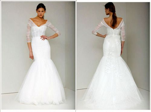 my future dress!!! Wedding gown | Addie from Monique Lhuillier\'s ...