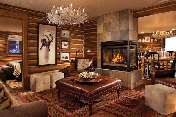 Home interior design and decoration the lodge  amp spa at brush creek ranch make your own products also host  romantic wedding on cowboy life rustic rh pinterest