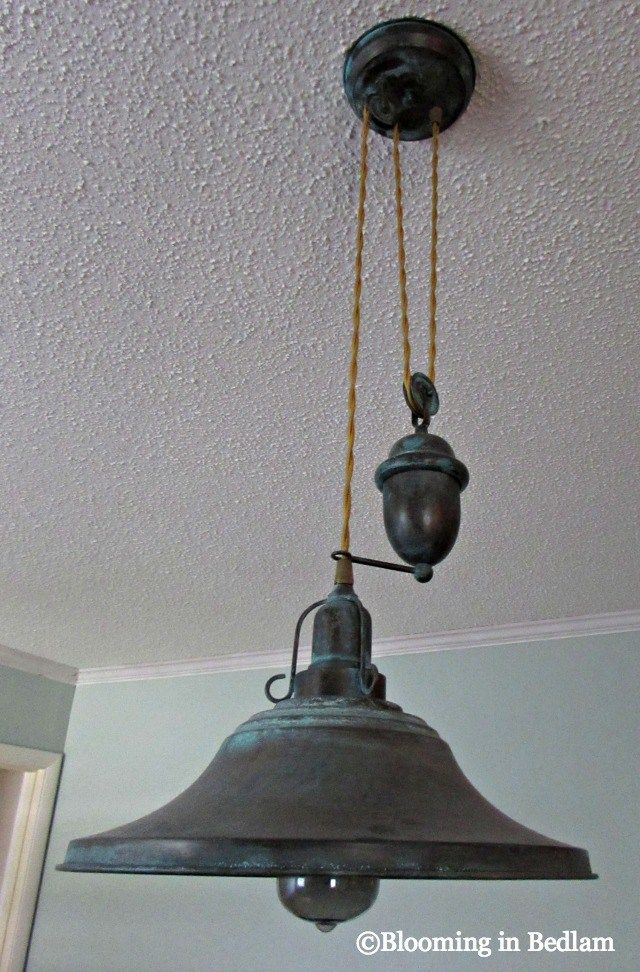 How to Repurpose Antique Oil Funnels to Industrial Light ...