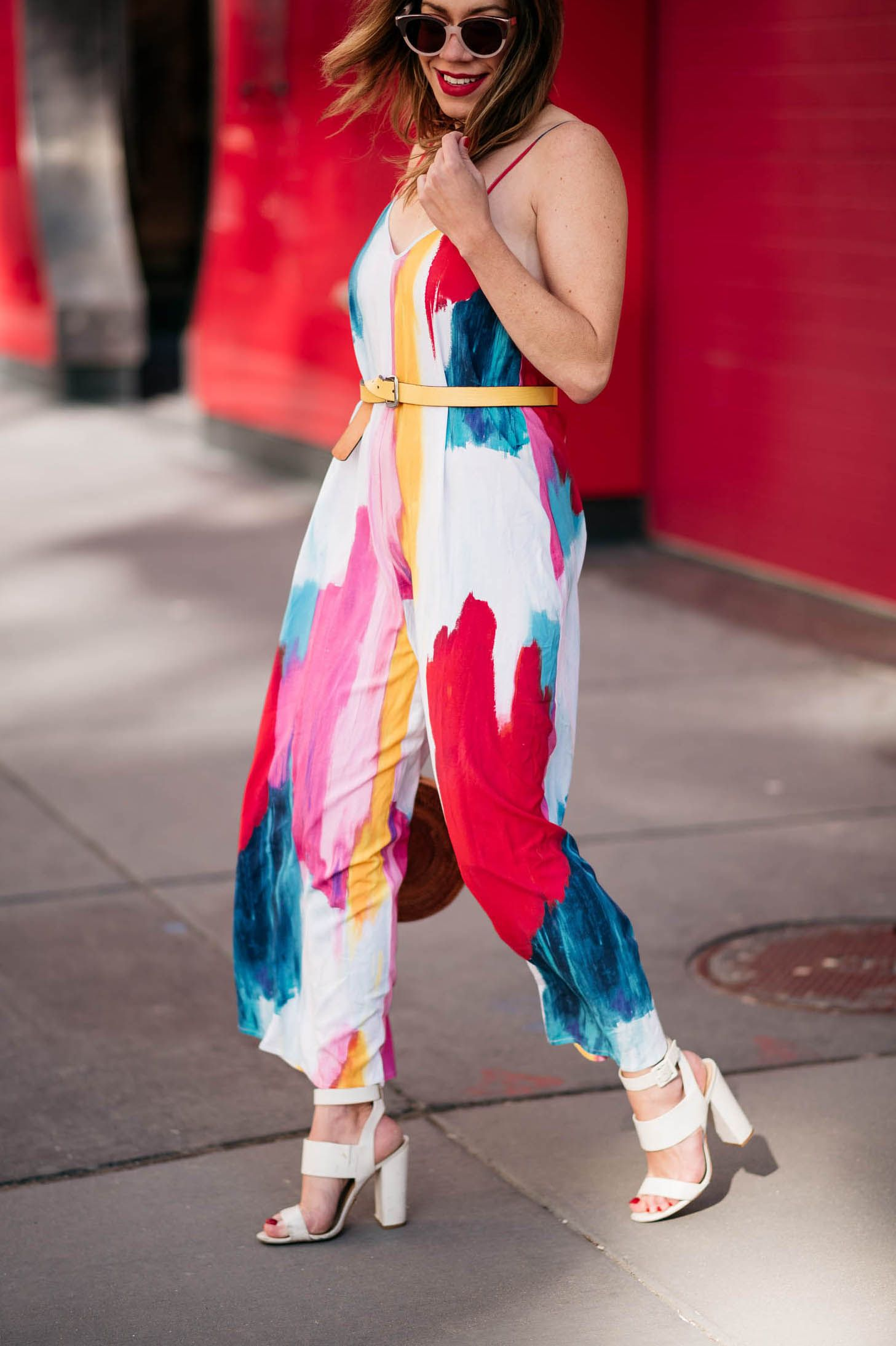 Mara Hoffman Carly Jumpsuit Summerstyle Summeroutfits My Style