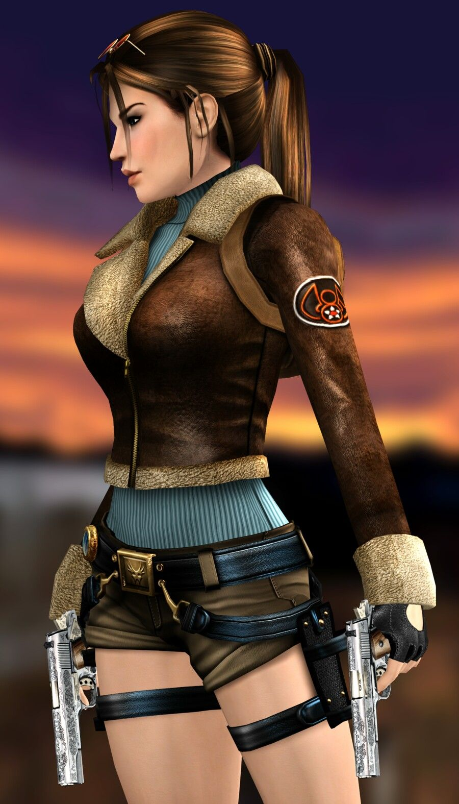 Tomb Raider I Have A Jacket Like This And Love It Forever Tomb