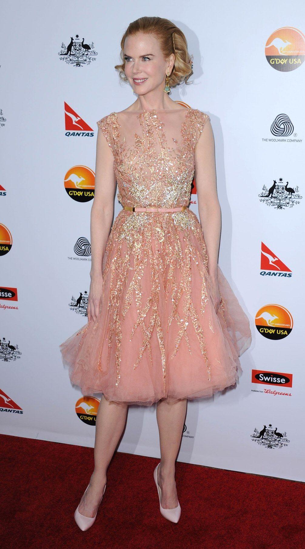 Pin de Fashion Dolling en Nicole Kidman | Pinterest